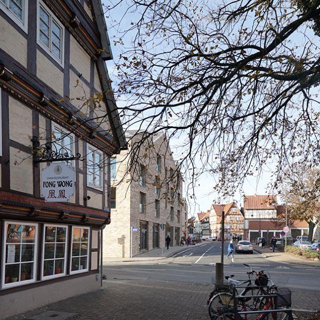 <br>für Weser-Wohnbau GmbH & Co. KG<br>Marko Eckert<br>Markus Balzer<br>Bastian Engelmann<br>LPH 1-4 mit Lorenzen Mayer Architekten,<br>Foto Architekten 11